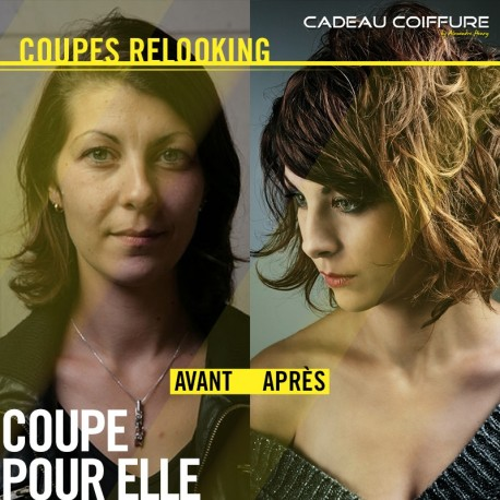 coupe relooking femme